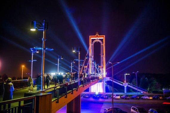 S.Daukanto pėsčiųjų tiltas