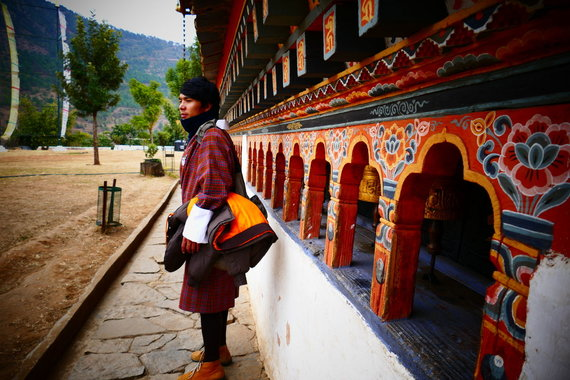 """Travel Planet"" nuotr./Kelionė Butane"