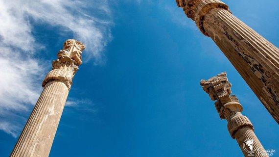 Tomo Baranausko/Pasaulio piemuo nuotr./Persepolio griuvėsiai, dėl savo svarbos turintys UNESCO Pasaulio paveldo objekto statusą