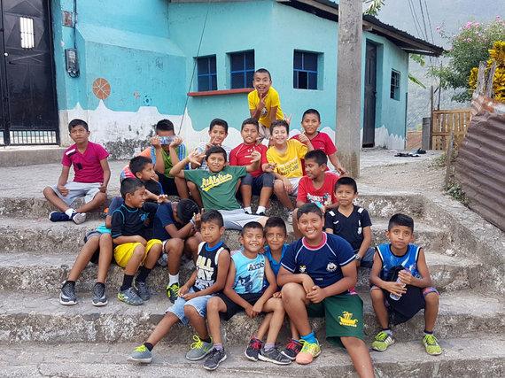 Viktorijos Samarinaitės nuotr./Kelionė po Gvatemalą