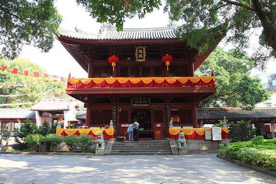 V.Mikaičio nuotr./Guangšajaus šventykla