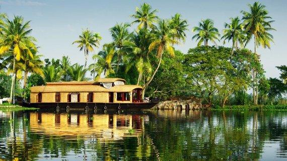 """Travel Planet"" nuotr./Indija: Kerala"