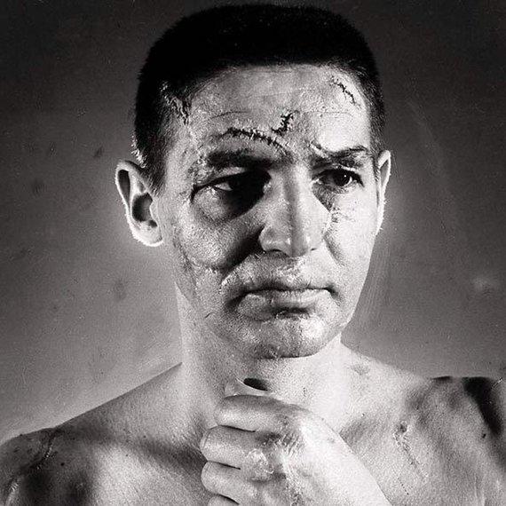 Terry Savčiuko veidas – ledo ritulio simbolis