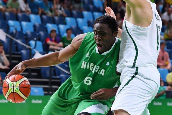 """AFP/""""Scanpix"""" nuotr./Ike Diogu"""