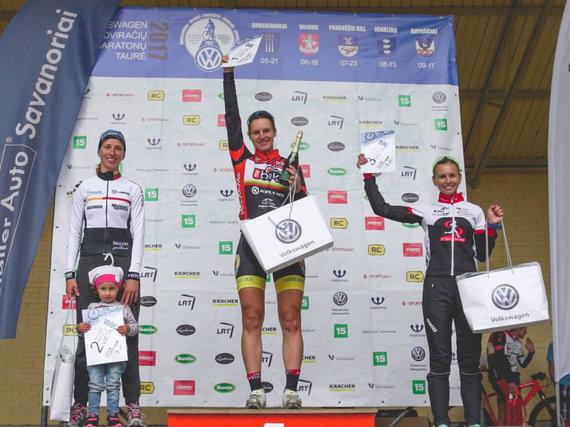 Moterų absoliučios įskaitos Ignalinos etapo nugalėtojai