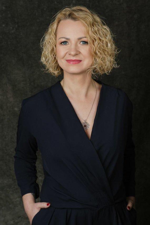 Asmeninio archyvo nuotr. /Vaikų gydytoja Indrė Būtienė