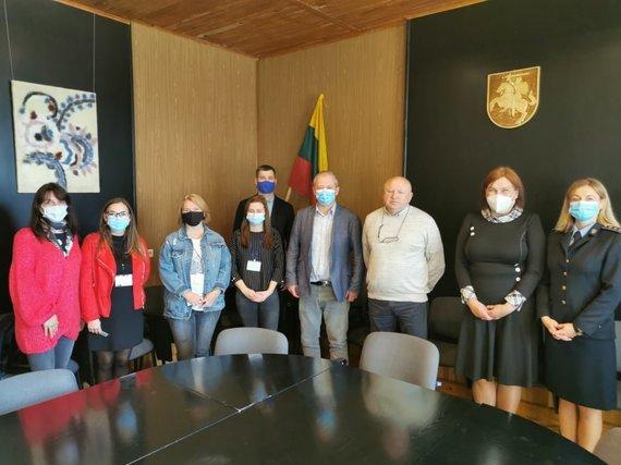 Organizatorių nuotr./Tarpinstitucinis susitikimas dėl socialinių paslaugų pataisos namuose