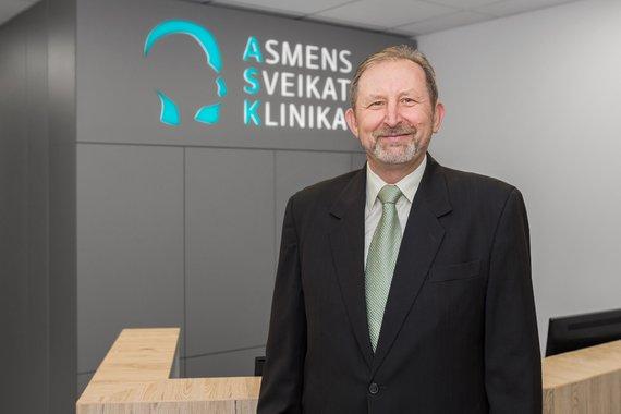 Asmeninio archyvo nuotr. /Liudvikas Lazauskas