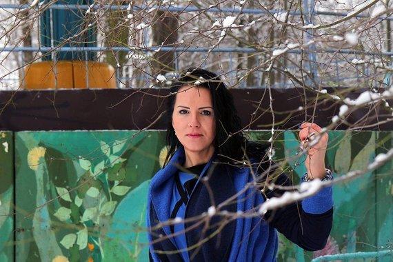 Asmeninio archyvo nuotr. /Aina Adomaitytė, Kauno jaunimo narkologijos pagalbos centro vadovė, medicinos psichologė