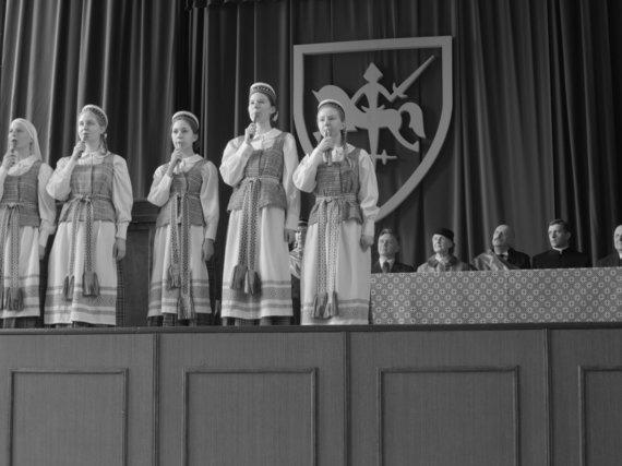 """Kadras iš filmo """"Nova Lituania"""""""