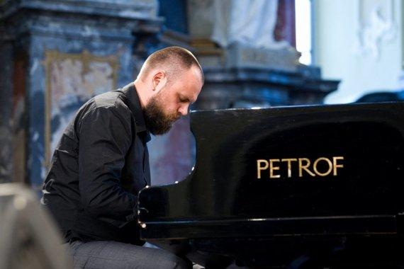 """Festivalio """"Vilnius Jazz"""" archyvo nuotr./Arnas Mikalkėnas"""