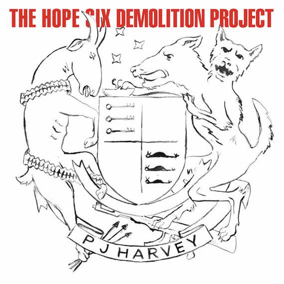 "Pjharvey.net/PJ Harvey ""The Hope Six Demolition Project"""