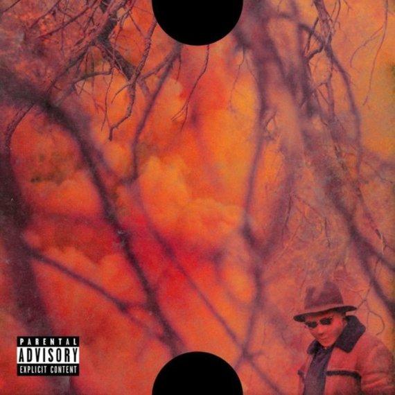 "Schoolboy Q ""Blank Face"" albumo viršelis"