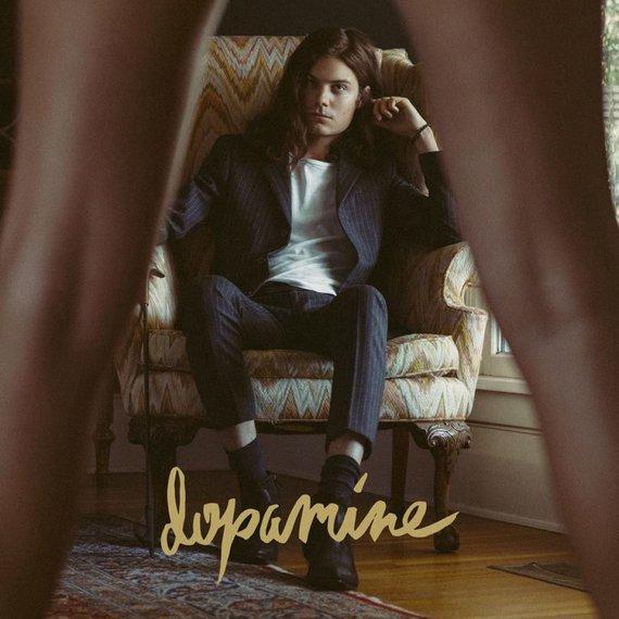 """BØRNS """"Dopamine"""" albumo viršelis"""