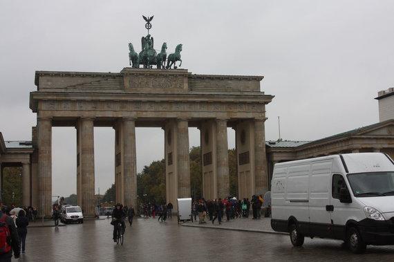 Seksualusis Berlynas – kruvinos praeities nepamirštanti gaudžianti laisvės sala