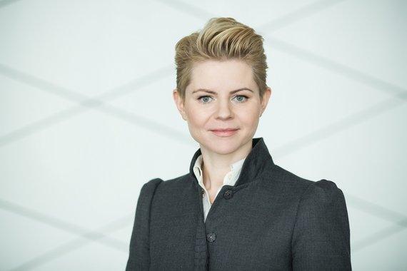 """Swedbank nuotr./""""Swedbank"""" Asmeninių finansų instituto vadovė Odeta Bložienė"""