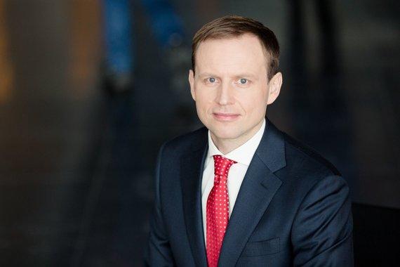 """""""Swedbank"""" nuotr./""""Swedbank"""" būsto finansavimo departamento direktorius Tomas Pulikas"""