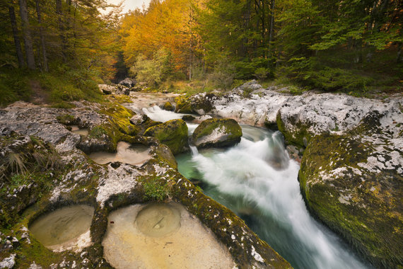 123RF.com nuotr./Triglavo nacionalinis parkas, Slovėnija