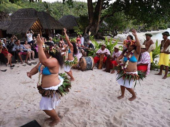 """""""Travel Planet"""" nuotr./Keliaujant po Prancūzijos Polineziją"""