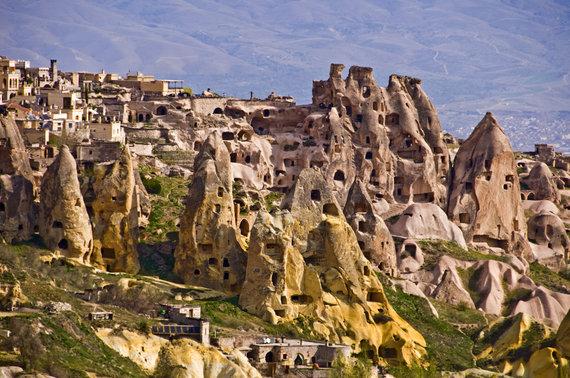 """Shutterstock"" nuotr./Kapadokija, Turkija"