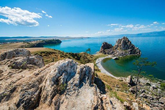 Shutterstock nuotr./Baikalo ežeras, Rusija