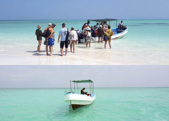 """Kelionių organizatoriaus """"GRŪDA""""/Balti paplūdimiai ir smaragdinės spalvos vanduo, Džibutis"""