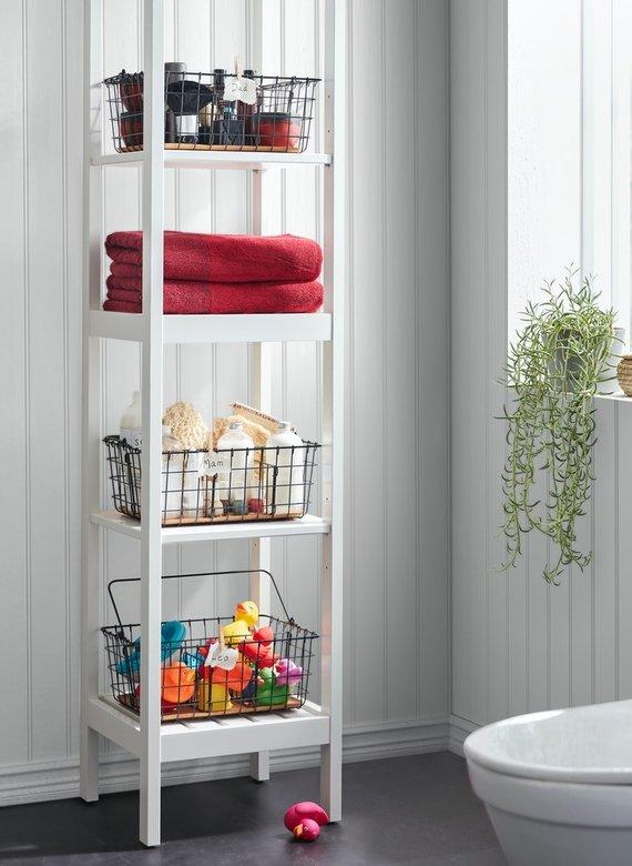 IKEA nuotr./Vonios interjeras