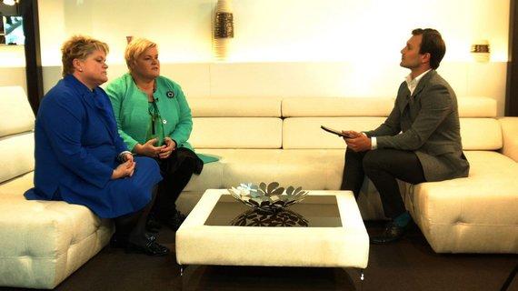TV3/Audronė Usonienė ir Laima Mertinienė