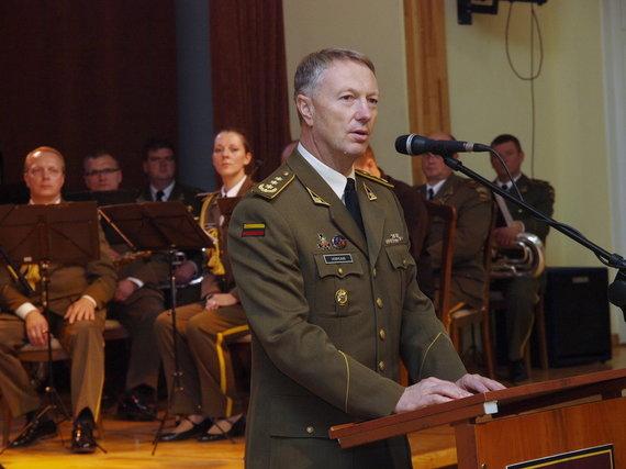 """Kęstučio Dijoko nuotr./Lietuvos karo akademijoje apdovanoti """"Lietuvos šviesuoliai"""""""
