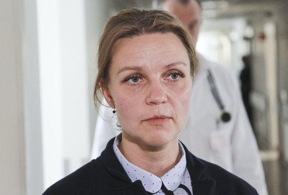 Valdo Kopūsto / 15min nuotr./Daiva Ruželienė, Valstybinės maisto ir veterinarijos tarnybos viršininko pavaduotoja