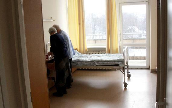 Valdo Kopūsto / 15min nuotr./Ligoninė