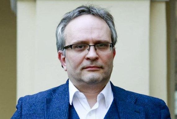 """Kriminologas, tyrimo """"Socialinis korupcijos kontekstas: makro, mezo ir mikro veiksnių analizė"""" vadovas Algimantas Čepas"""