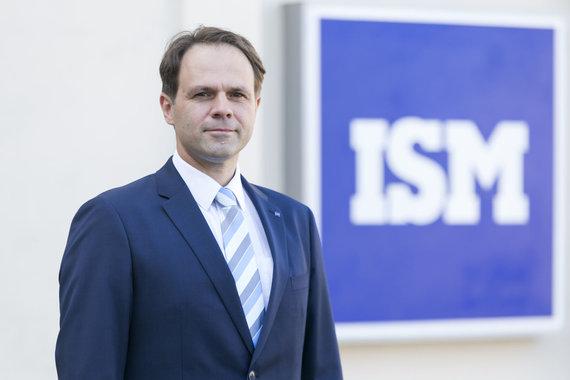 Partnerio nuotr./ISM Vasaros universiteto programos vadovas dr. Tadas Šarapovas