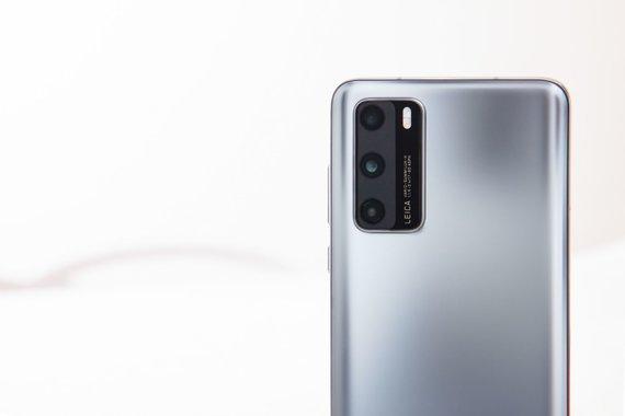 """Huawei nuotr./""""Huawei P40"""""""