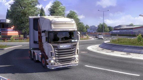Partnerio nuotr./Euro Truck Simulator 2