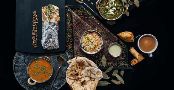 Partnerio nuotr./Kebab N Curry