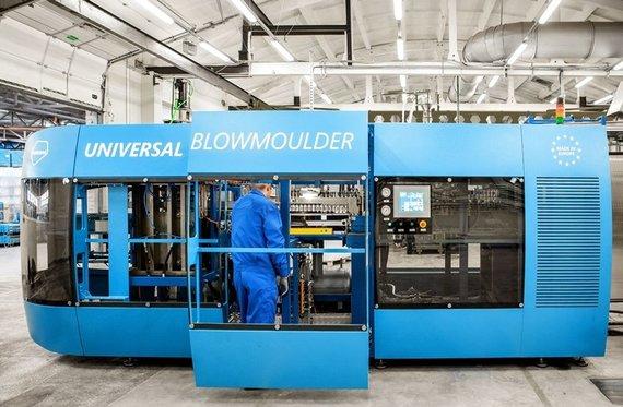 """""""Luminor"""" nuotr./""""Luminor"""" finansavo unikalią Baltijos šalyse plastiko taros įrenginių gamyklą"""