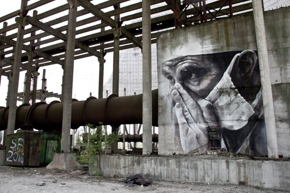Partnerio nuotr./Černobylis