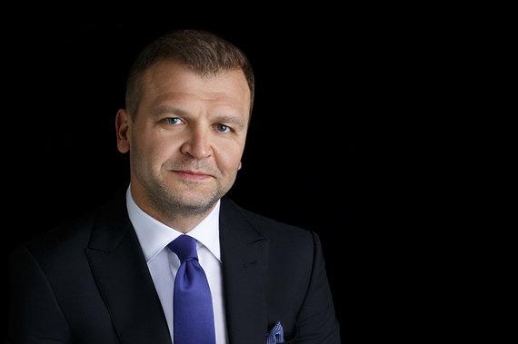 ABLV banko nuotr./Latvijos ABLV banko akcininkas Olegas Filis