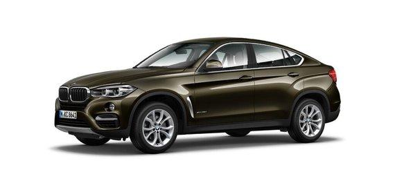 Gamintojo nuotr./BMW X6