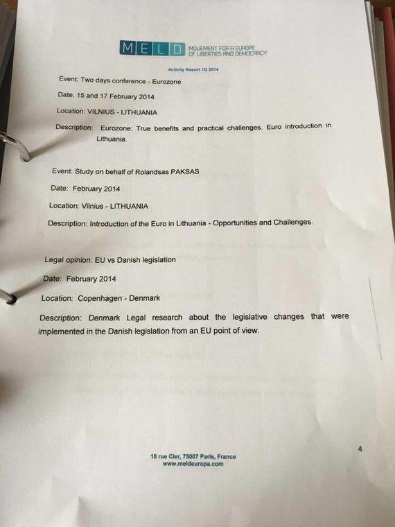 """""""Ekstra Bladet"""" nuotr./Duomenys apie Vilniuje neva vykusią konferenciją euro įvedimo tematika"""