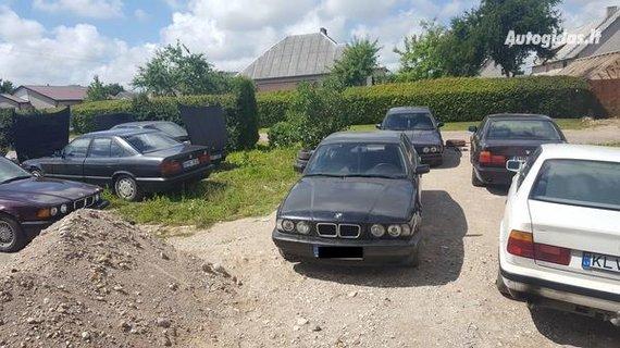 Nuotrauka iš skelbimų portalo autogidas.lt/BMW 524
