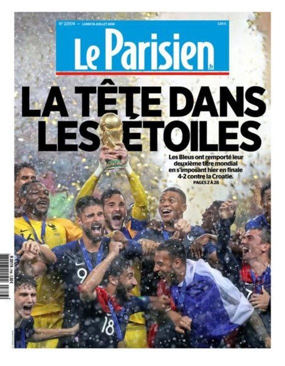 """""""Le Parisien"""""""