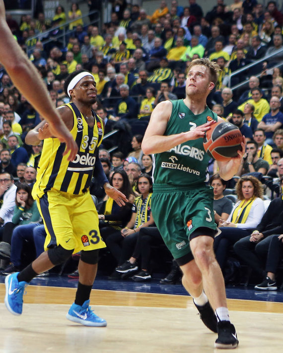 Getty Images/Euroleague nuotr./Nate'as Woltersas
