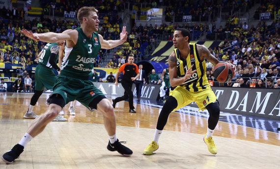 Getty Images/Euroleague nuotr./ Erickas Greenas