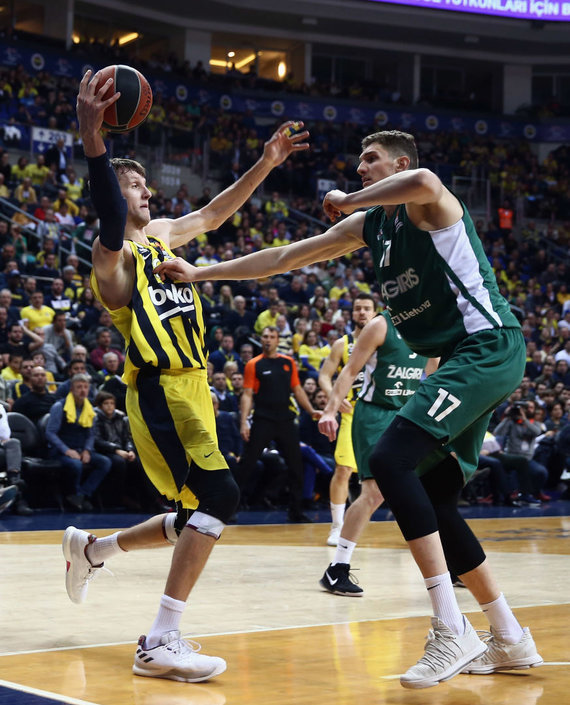 Getty Images/Euroleague nuotr./Janas Vesely