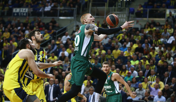 Getty Images/Euroleague nuotr./Aaronas White'as