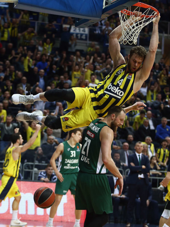 Getty Images/Euroleague nuotr./Nicolo Melli