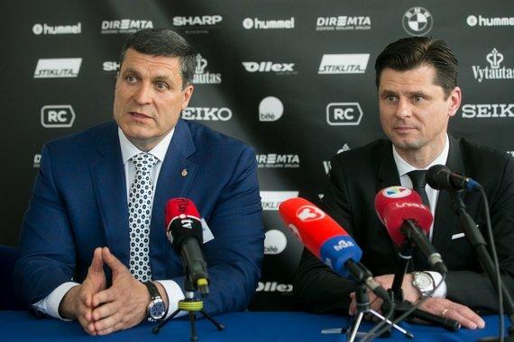 LFF nuotr./Arūnas Pukelis ir Tomas Danilevičius