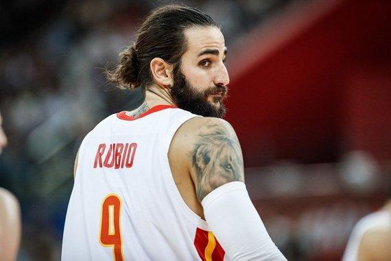 FIBA nuotr./Ricky Rubio